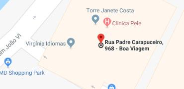 Wins sistemas está localizado na Rua Padre Carapuceiro, 968, Boa viagem, Recife - PE